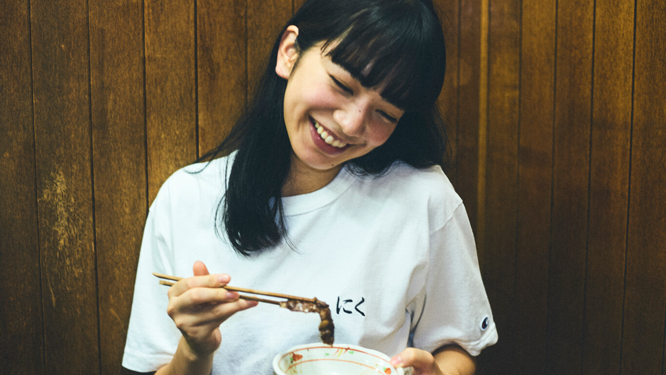 Yakiniku Girl 小松菜奈と焼肉を食べに行く。 Culture Girl Houyhnhnm