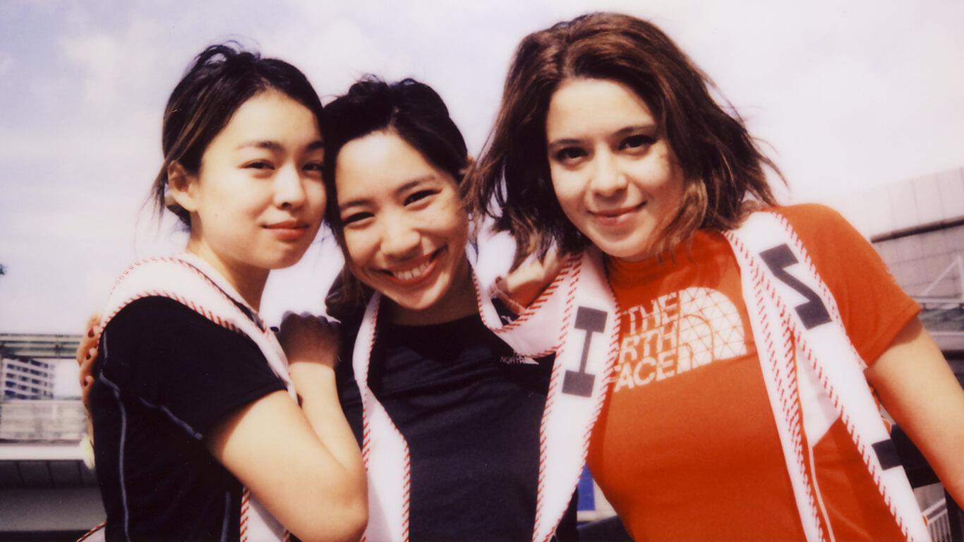 girls meet run with baby g vol 3 緊急開催 勝手に横浜ハーフ