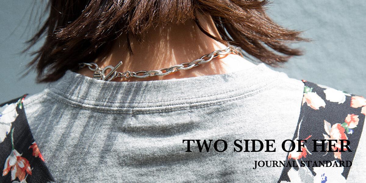 4e1f8ec1cdbf ジャーナル スタンダードのオフィシャルサイトでは、 このスカートを使ったストリートスタイルを紹介しています。そちらも併せてチェックを!