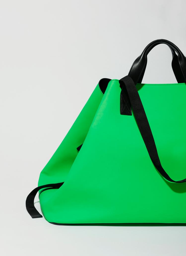 スタイリスト伊藤信子と考える、春のバッグ。