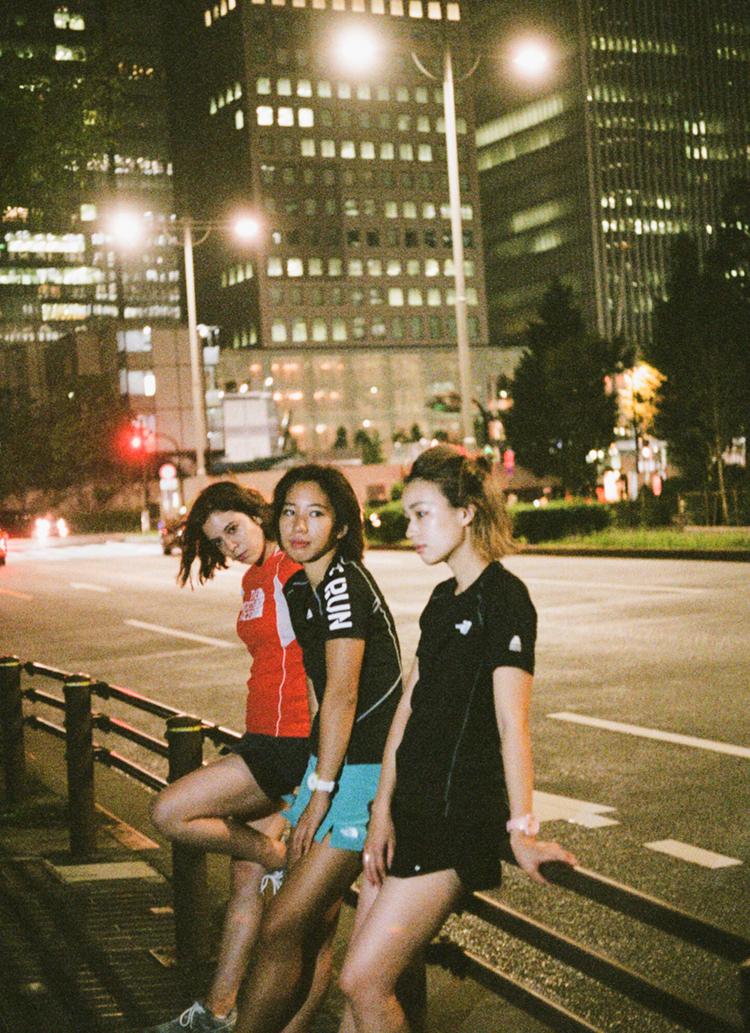 Girls meet Run with BABY-GVol.1 わたしが走るときの相棒。