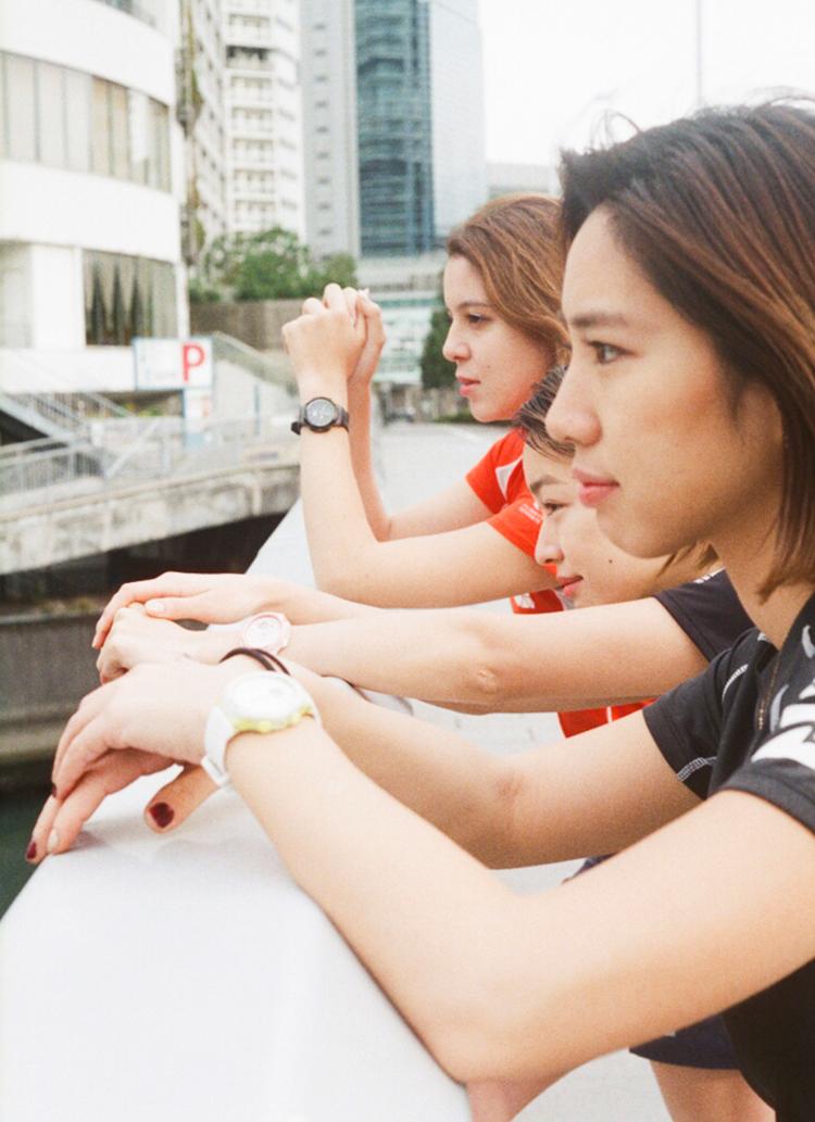 Girls meet Run with BABY-GVol.3緊急開催。勝手に横浜ハーフマラソン!