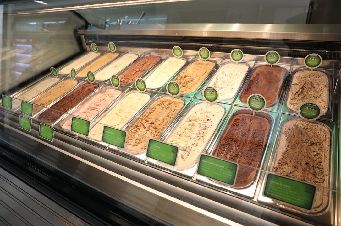 ヘルシーなのにおいしいオーガニックアイスクリーム屋が日本初上陸!