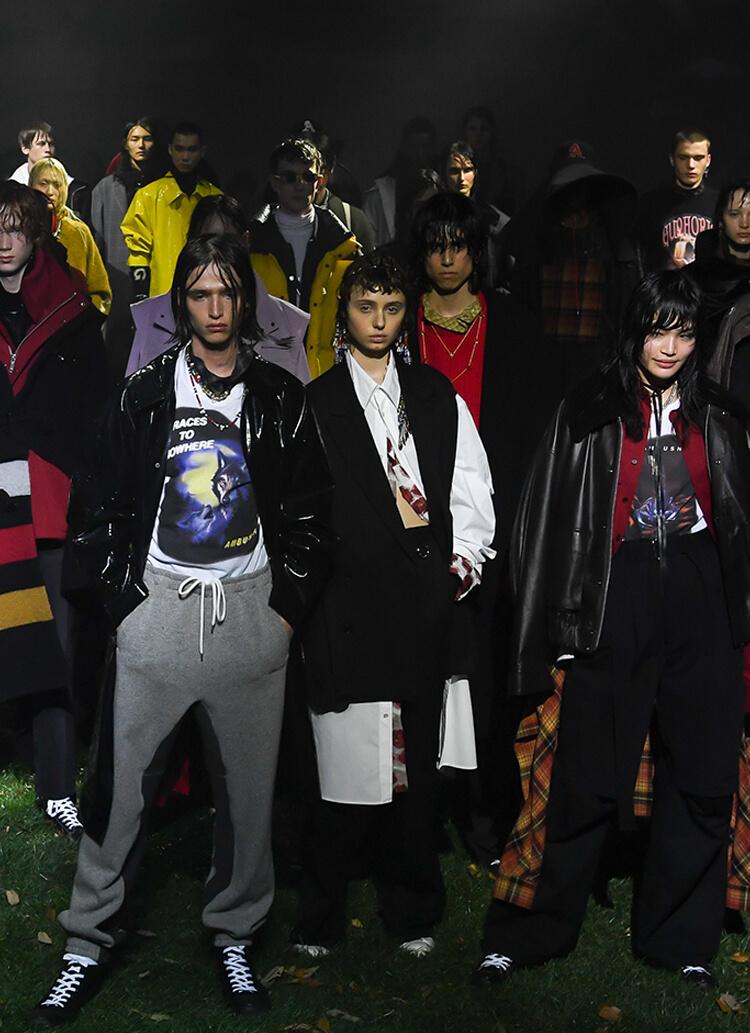 スタイリスト仲子菜穂と振り返るアマゾンファッションウィーク東京。