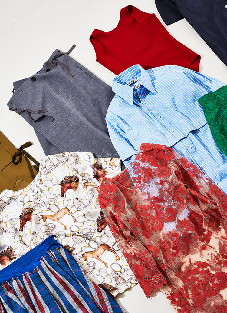 日本代表と呼びたい! 編集部員が愛するドメスティックブランドの服