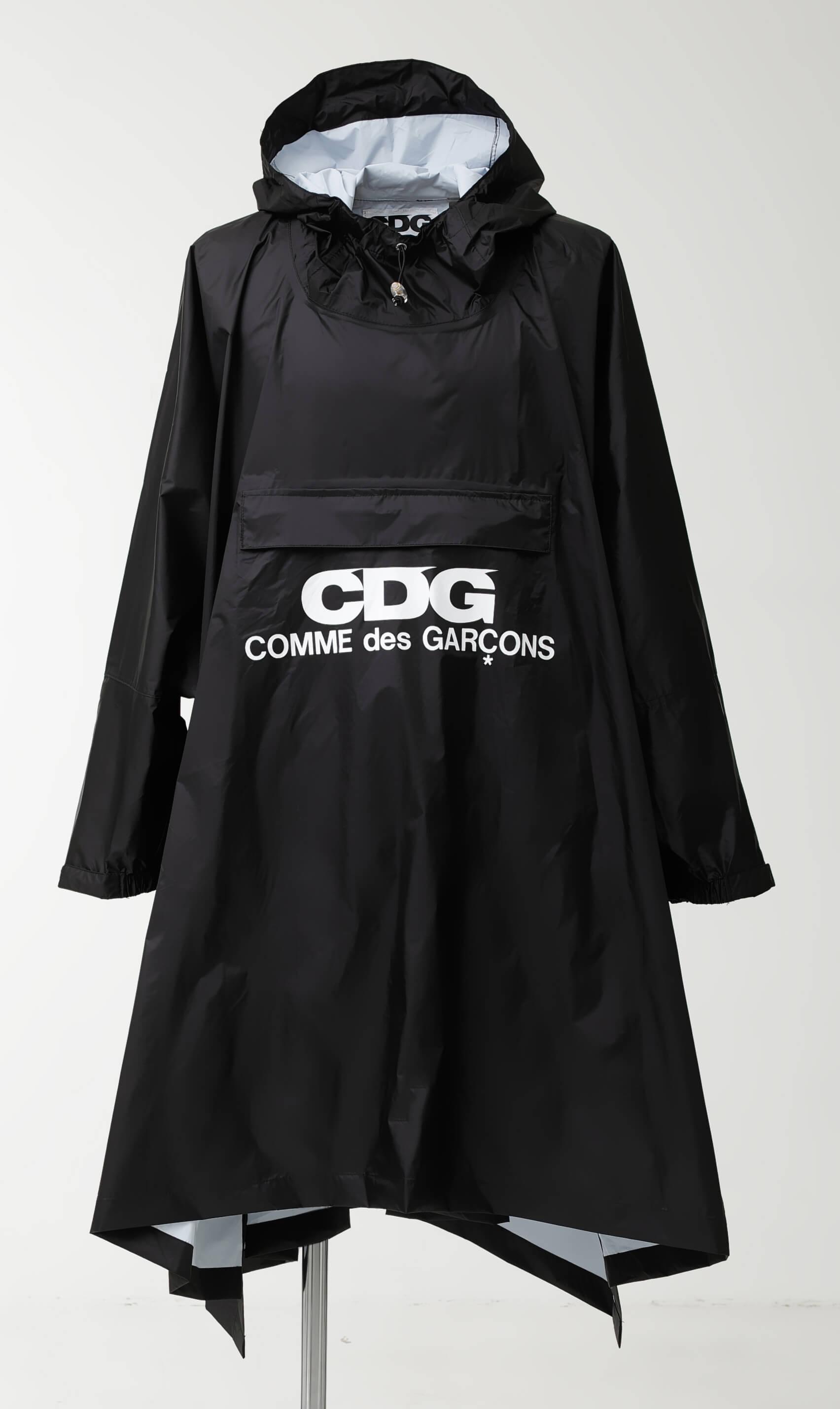 COMME des GARÇONSの新ブランド〈CDG〉がローンチ。ブランド初となるE-SHOPも。