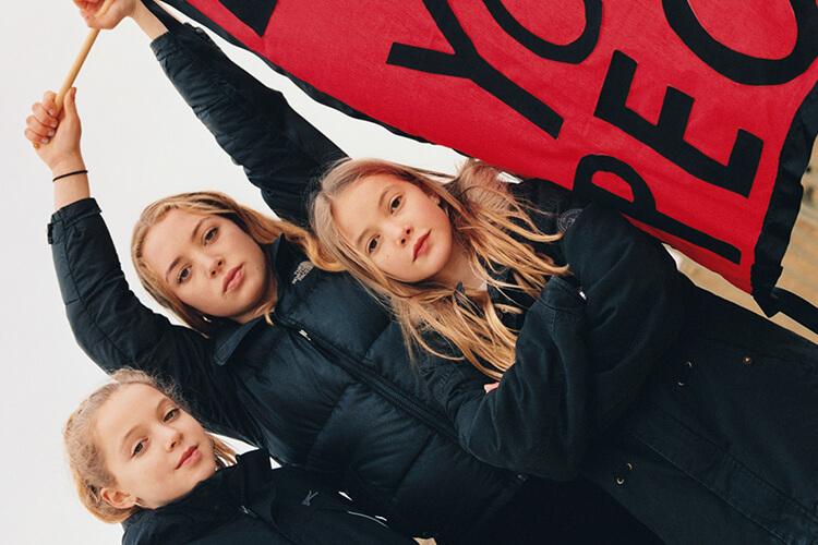 Rough Tradeから平均年齢13歳の姉妹ガールズバンドがデビュー!