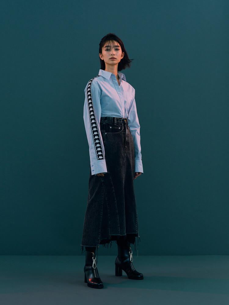 最初に買いたい秋服はこれ! CHRISTIAN DADAとKappaのコラボレーションコレクション。