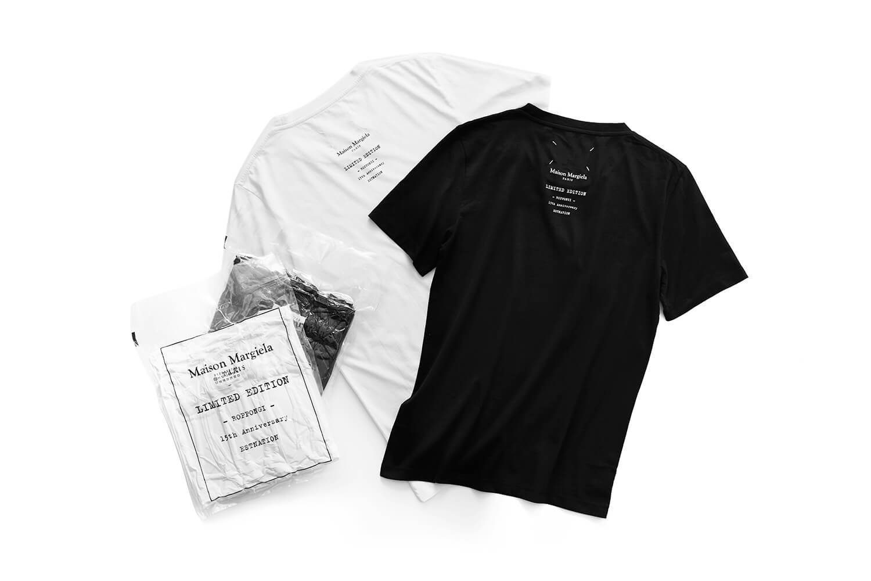 エストネーション六本木店でMaison Margielaのポップアップストアが開催! 限定Tシャツは絶対に手に入れたい。