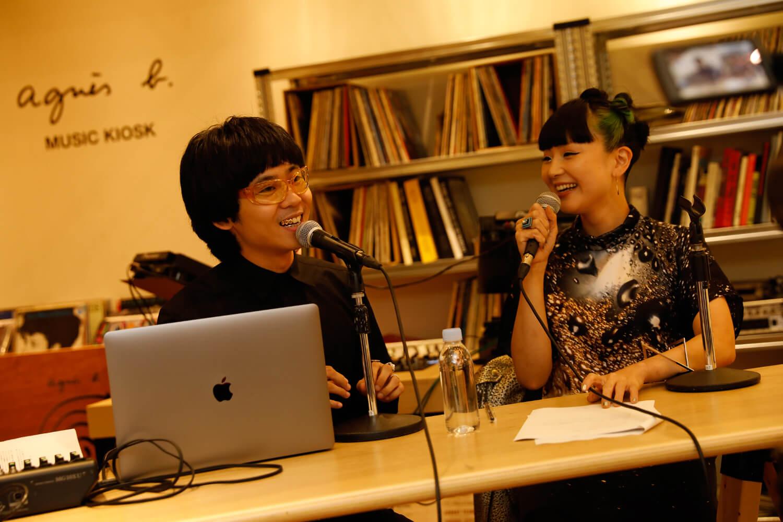 音楽とファッションが交わった一夜。agnès b. RADIOのローンチパーティをレポート!