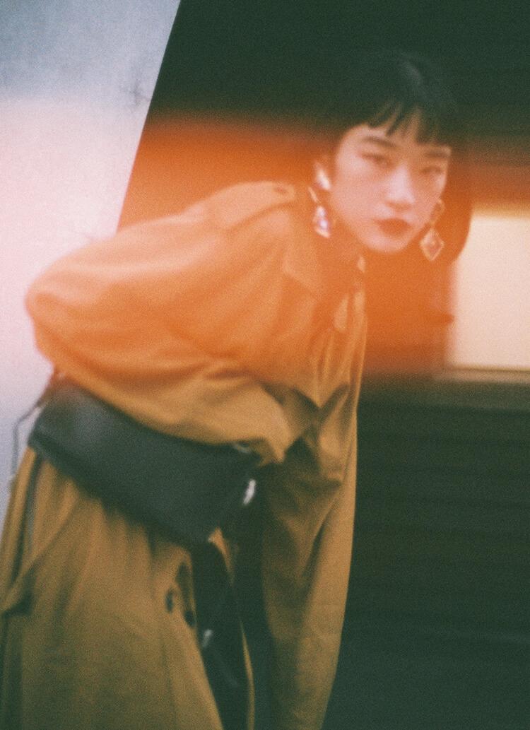 おしゃれな人に訊いた、おしゃれな人。vol.18 Lee Yoko