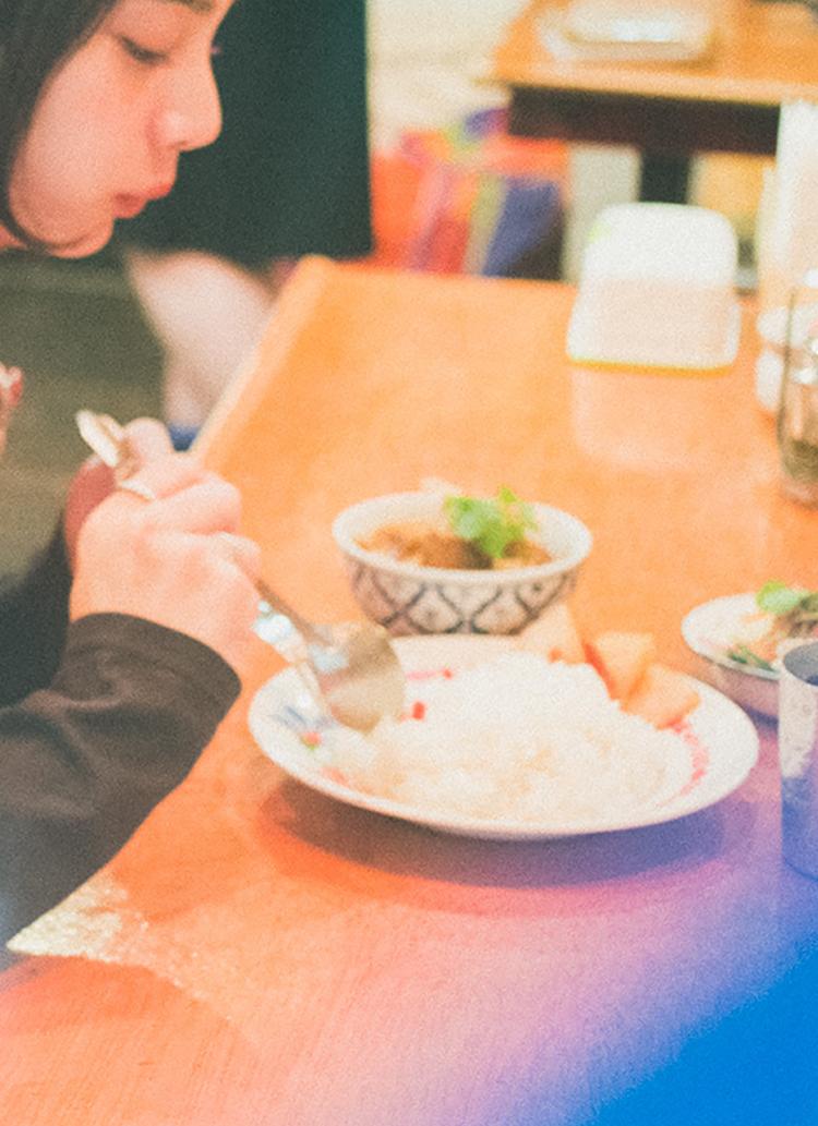 タイ料理好きが通う東京の穴場店。