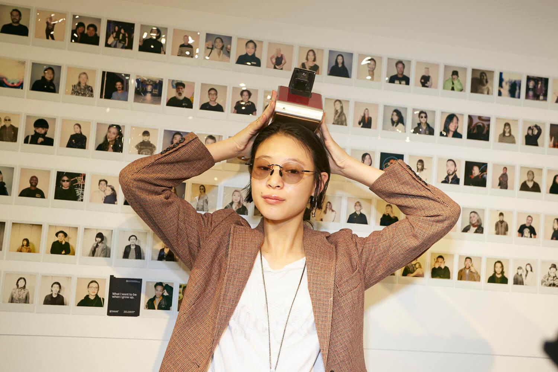 sacai × Polaroid Originals™のSX-70発売イベントに、豪華ゲストが多数来場!