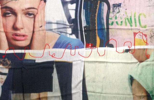 MO/大類信、リチャード・カーンらが手掛けるスカーフがTOGA原宿店に展示されます。