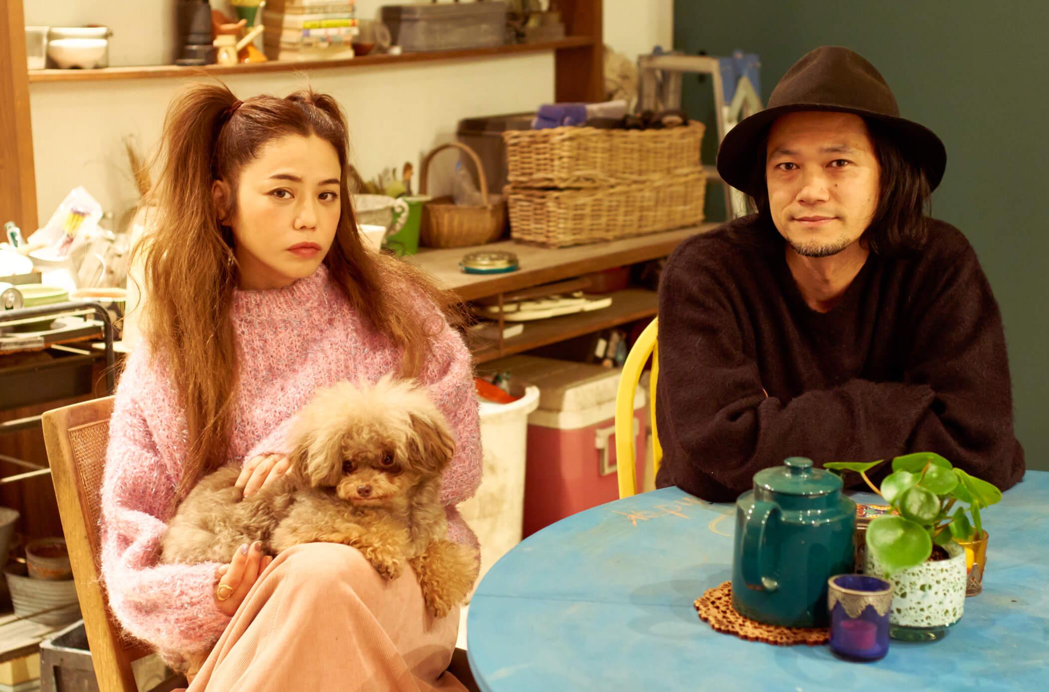 島田大介とCharaがコトリフィルムの軌跡をたどる。