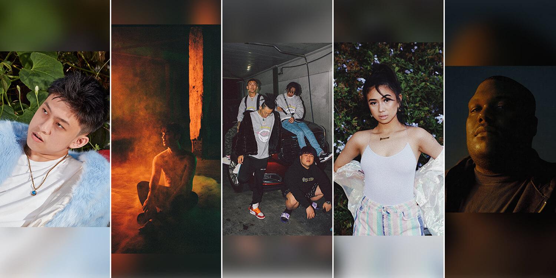 アジアンカルチャーを世界に発信している88risingのスター達が、2019年早々に一挙来日!