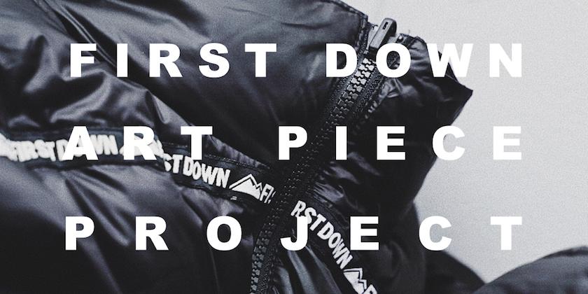 """ファーストダウンのポップアップストア第2弾。小木""""POGGY""""基史が選出するアートピースが展示。"""