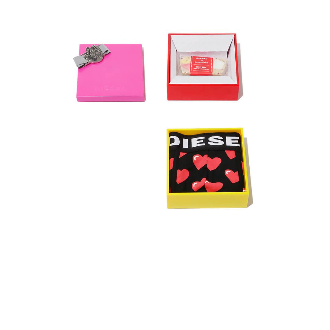 ディーゼルのバレンタインボックス