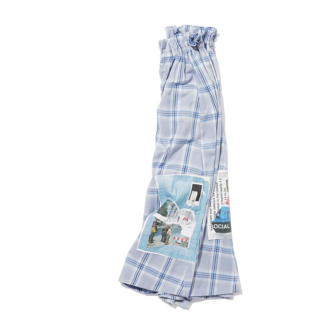 ネーム × ヤビク エンリケ ユウジのスカート