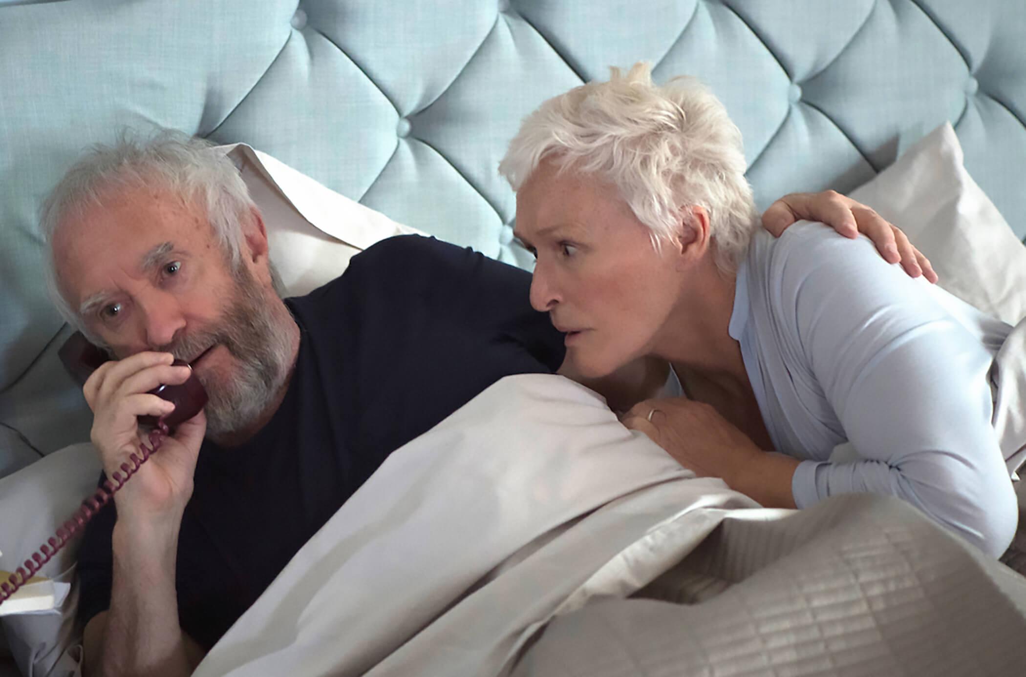上映映画をもっと知りたい! 語りたい倶楽部。#15『天才作家の妻 -40年目の真実-』