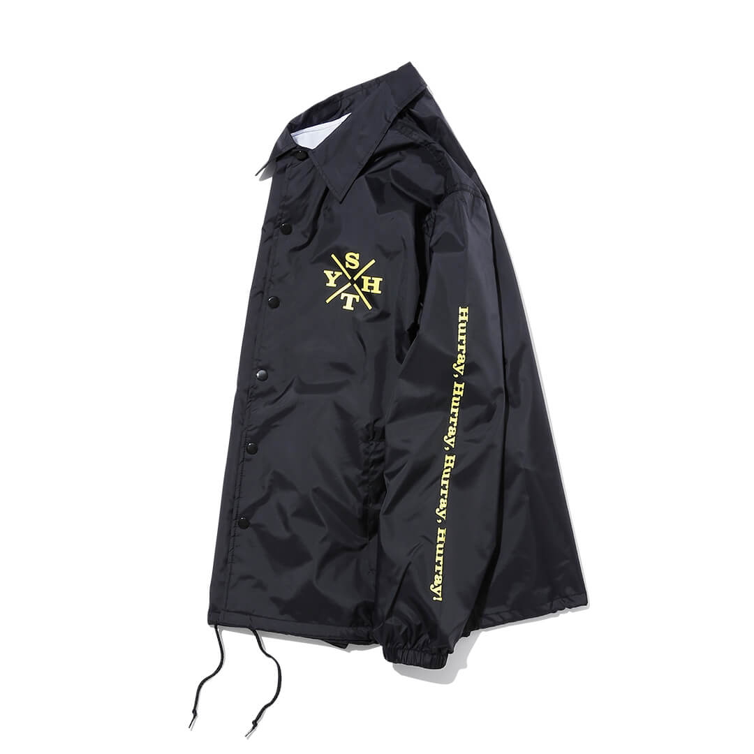 阪神タイガース×アーバンリサーチのコーチジャケット