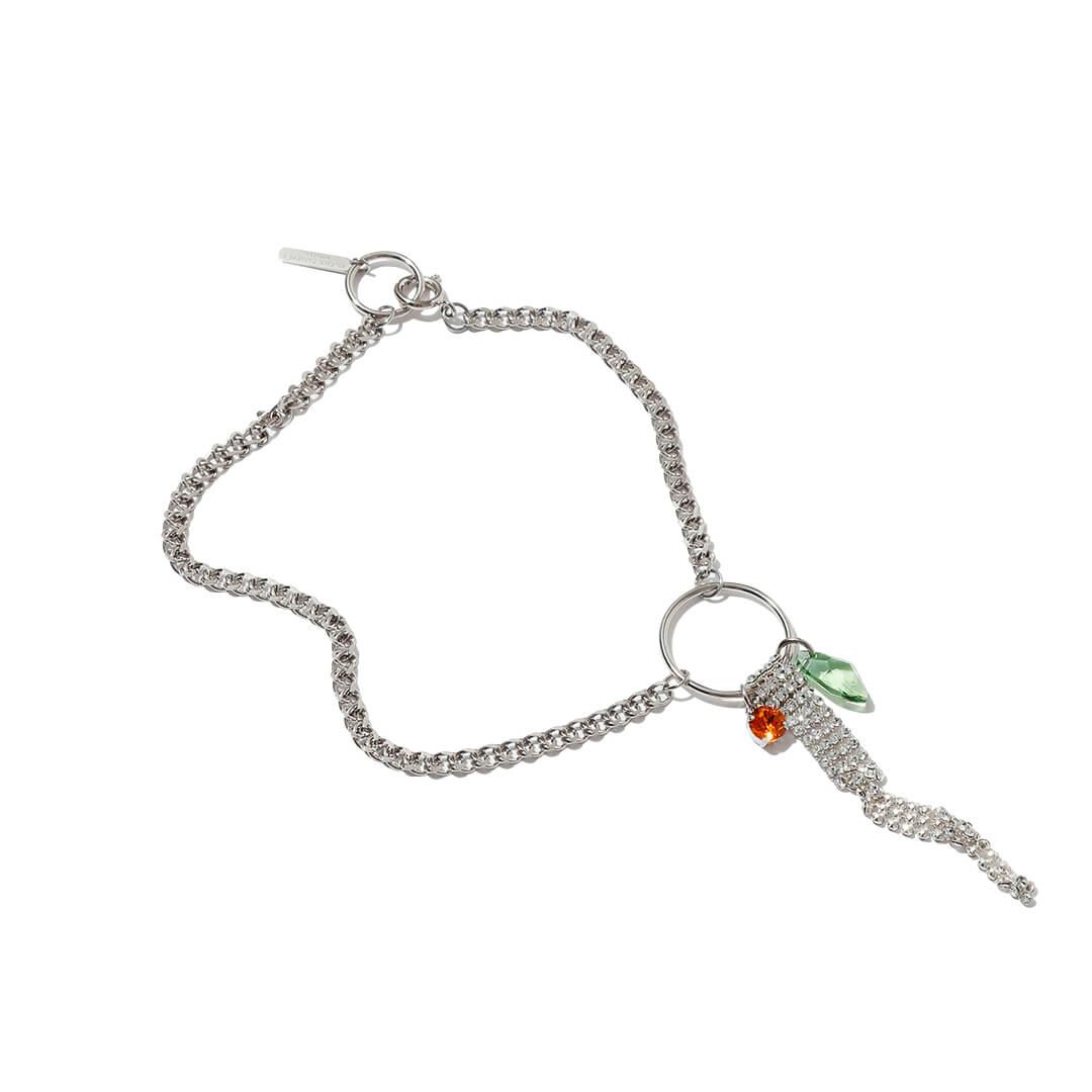 ジュスティーヌ クランケのネックレス