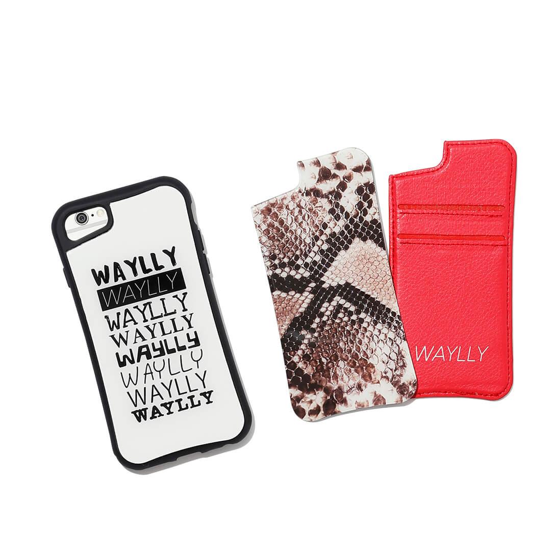 ウェイリーのiPhoneケース