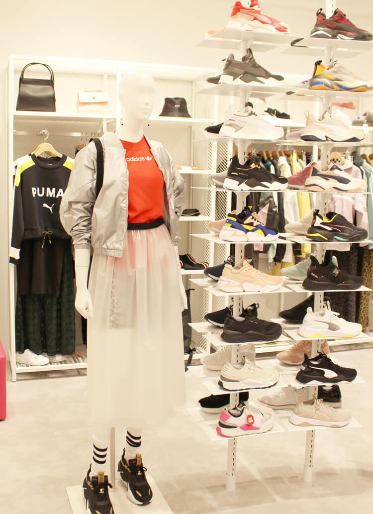 アトモスの更なる飛躍の足掛けとなるか!? 渋谷センター街にウィメンズオンリーショップをオープン。