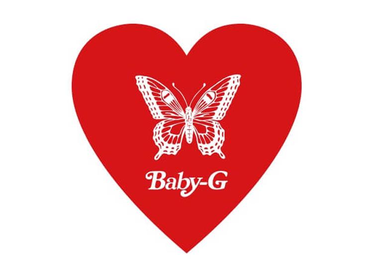 VERDYが愛する妻に初めてプレゼントしたものがBABY-Gだったので…!