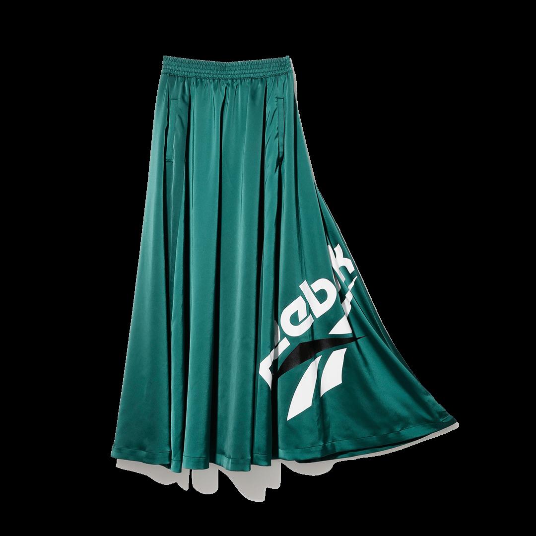 リーボック × ビューティ&ユースのスカート