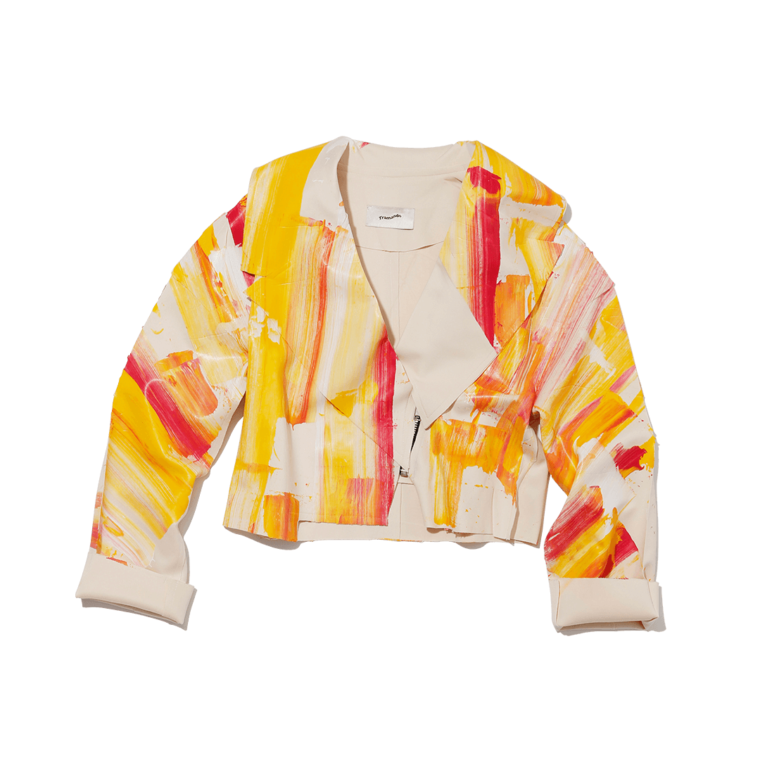トラマンドのジャケット