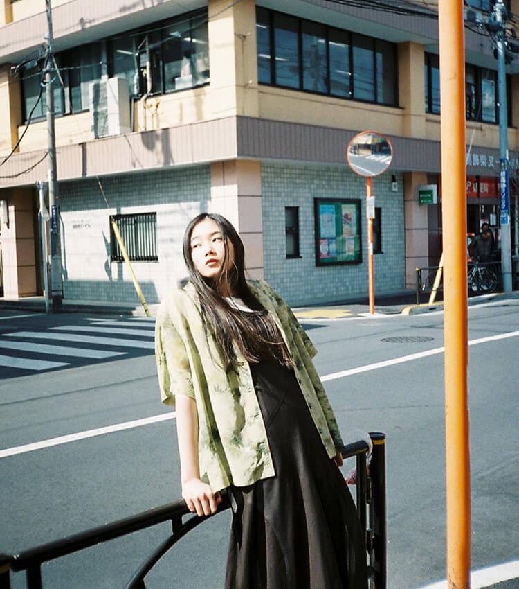 モデルから女優へ。高橋佳子を構成する10の要素。
