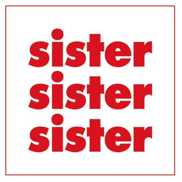 SisterとTISSUE Magazineのコラボアイテムを買って女性支援へ貢献しましょう。