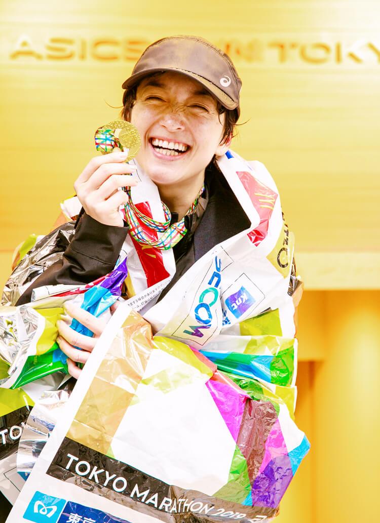 高山都に密着、東京マラソン2019完走レポート。