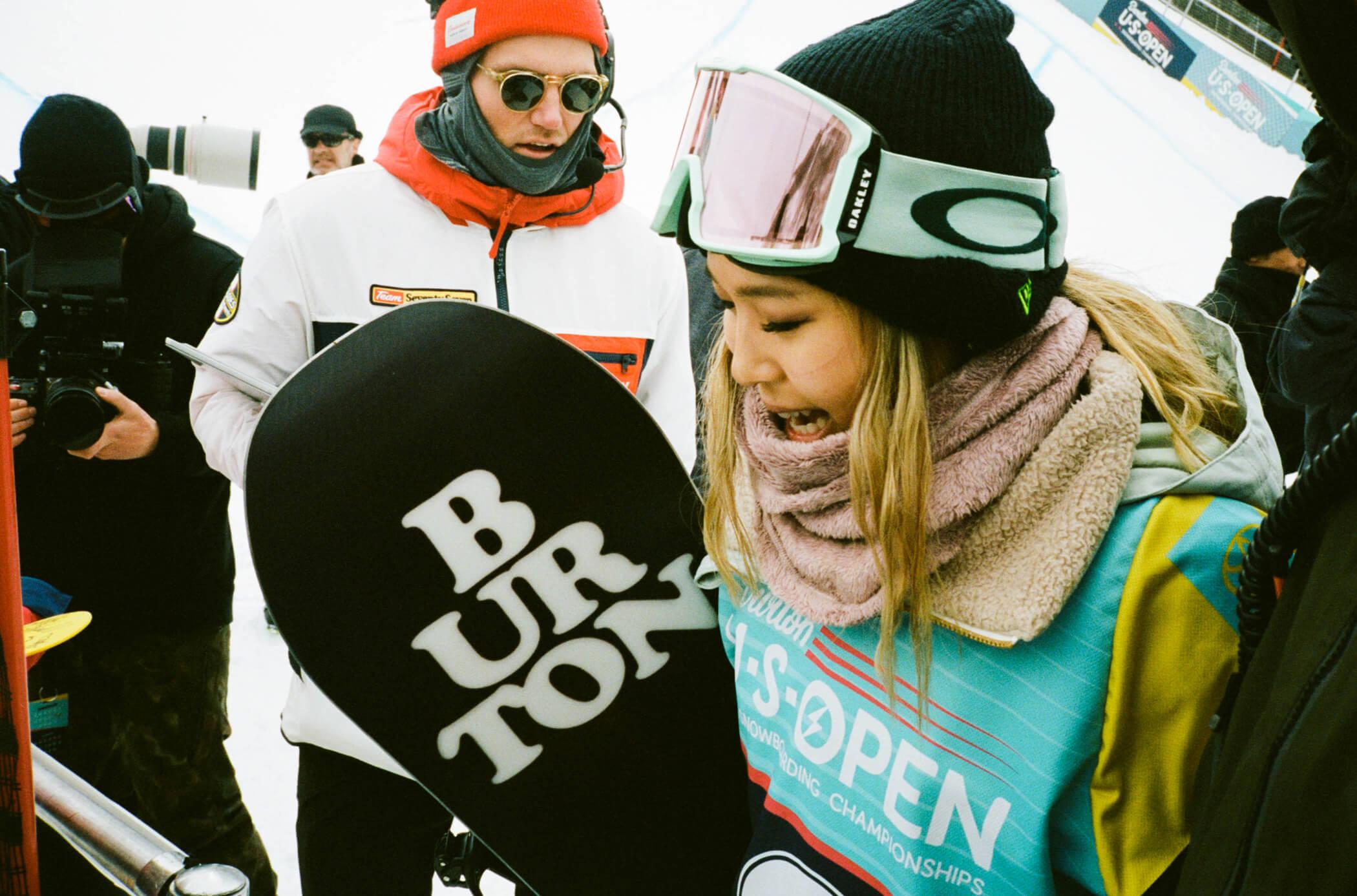 BURTON US OPENで見たスノーボードガールたちの今。