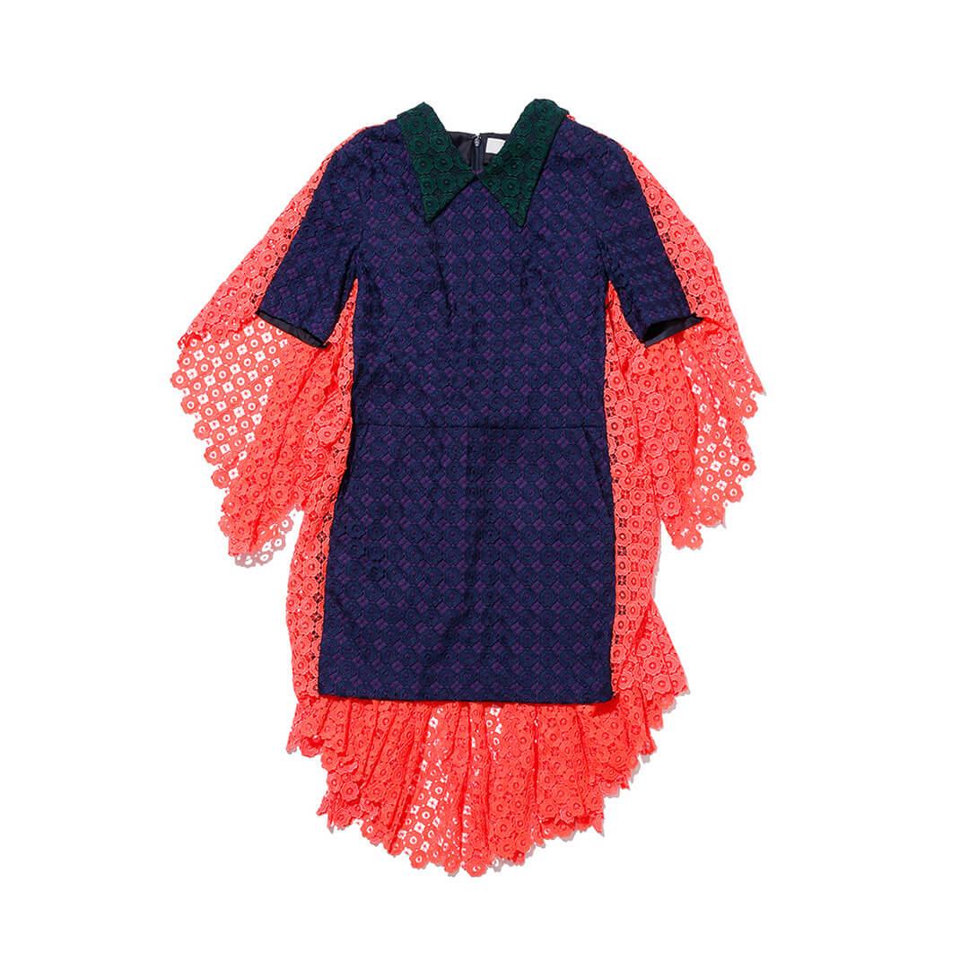 ファセッタズムのドレス