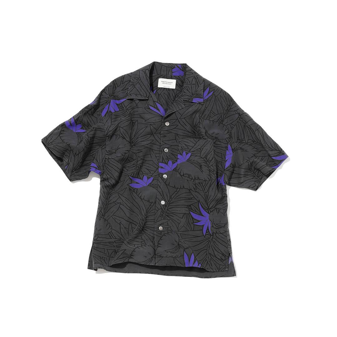 ビューティフルピープルのアロハシャツ