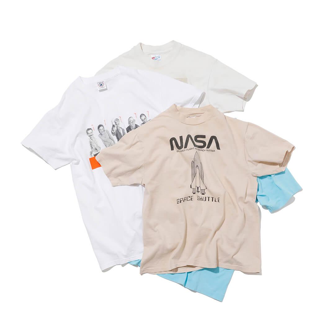 ヴィンテージのTシャツ