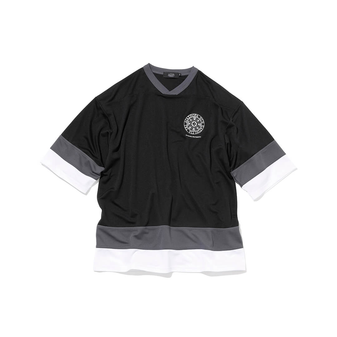 ディアスポラスケートボーズのホッケーシャツ
