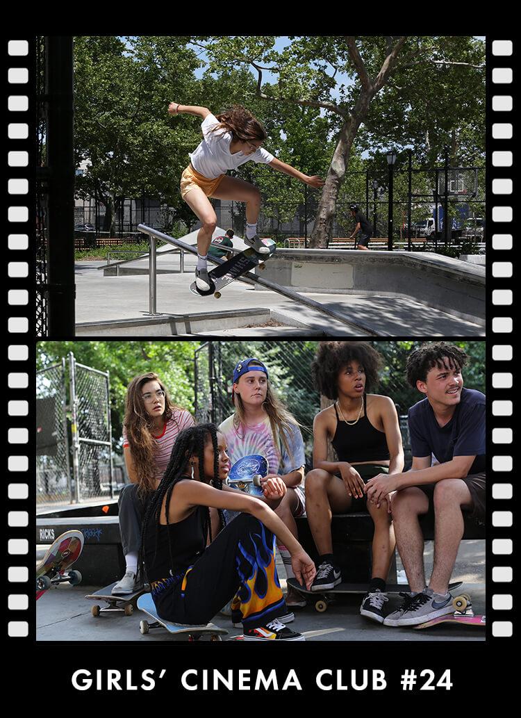 上映映画をもっと知りたい! 語りたい倶楽部。#24『スケート・キッチン』