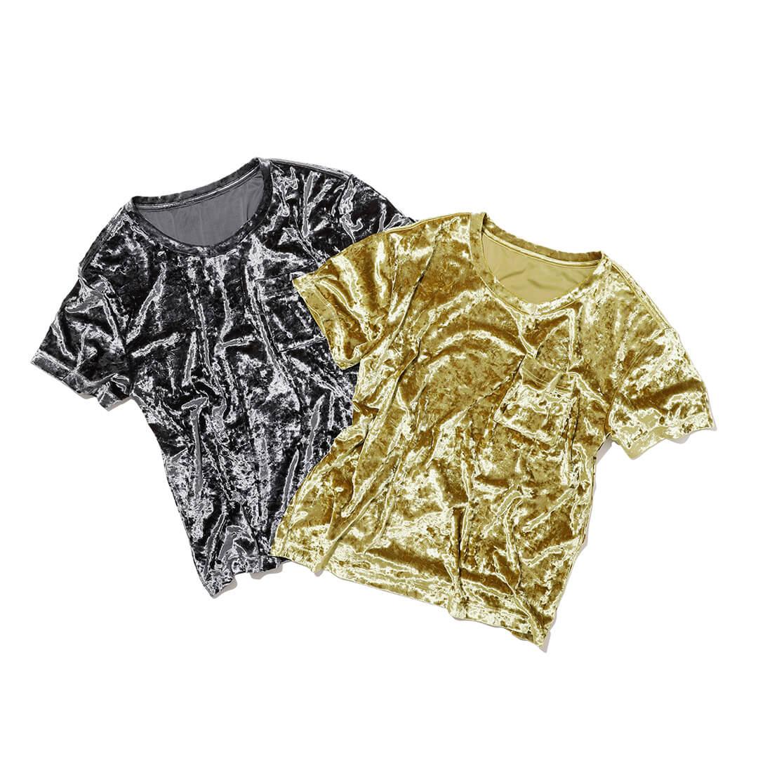 ヨシミナガオ バイ スタイル&エディット×シティショップのTシャツ