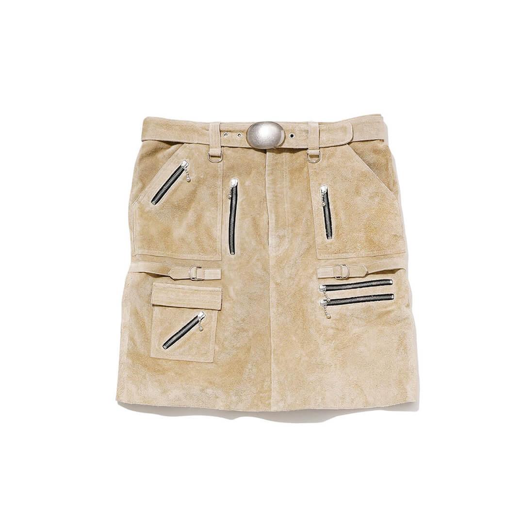 ブラックミーンズのスカート