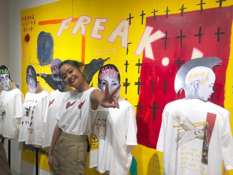 MASAKO.Yの奇妙な世界。個展『FREAK.Y』のオープニングパーティに潜入!
