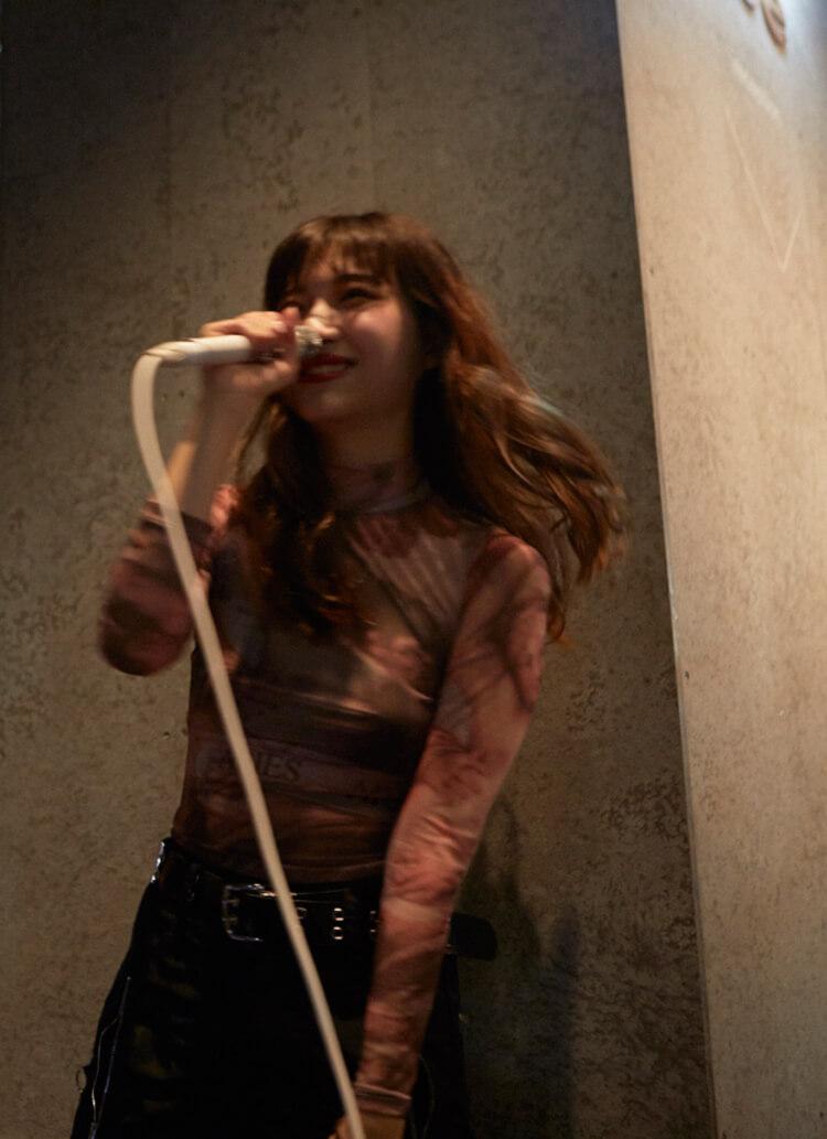 デビュー1周年のeill。彼女が歌いたかった場所で見た景色とは。