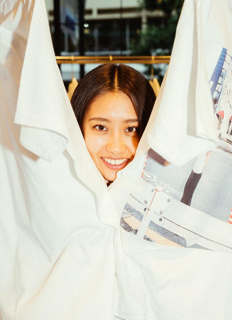 白T満員御礼! 中田みのりちゃんの1日写真展をレポート!