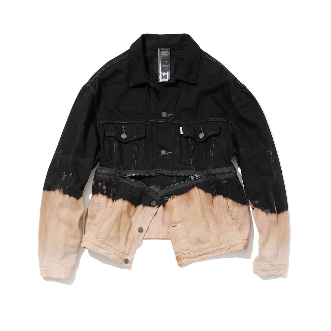 バスクチュールのデニムジャケット