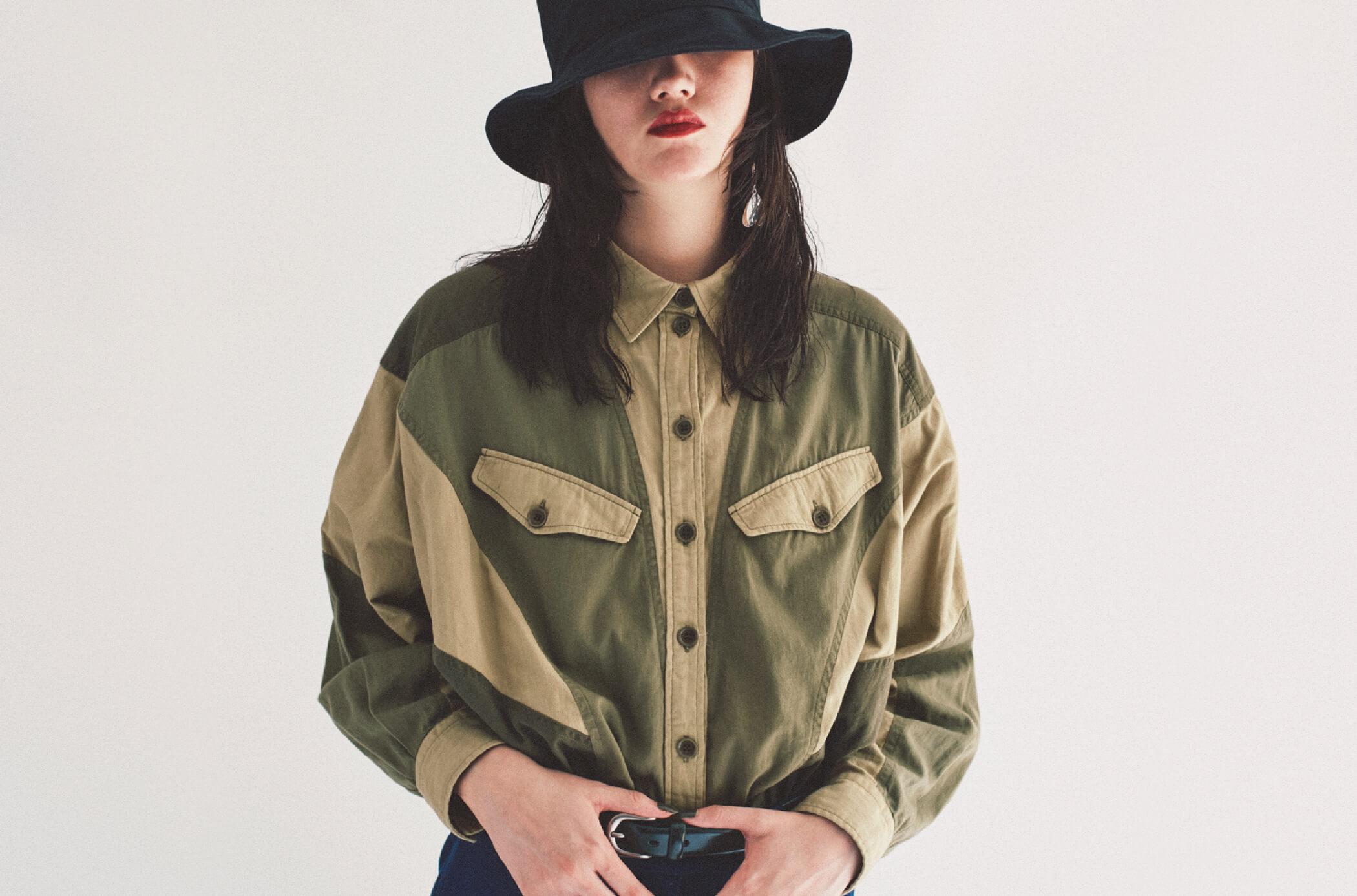 着回し.com vol.5 イザベルマラン・エトワールのシャツ