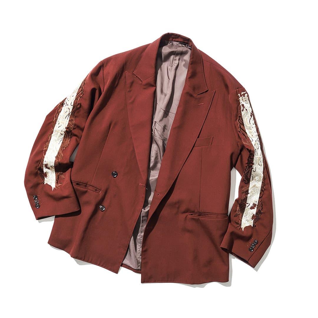 ダブレットのジャケット