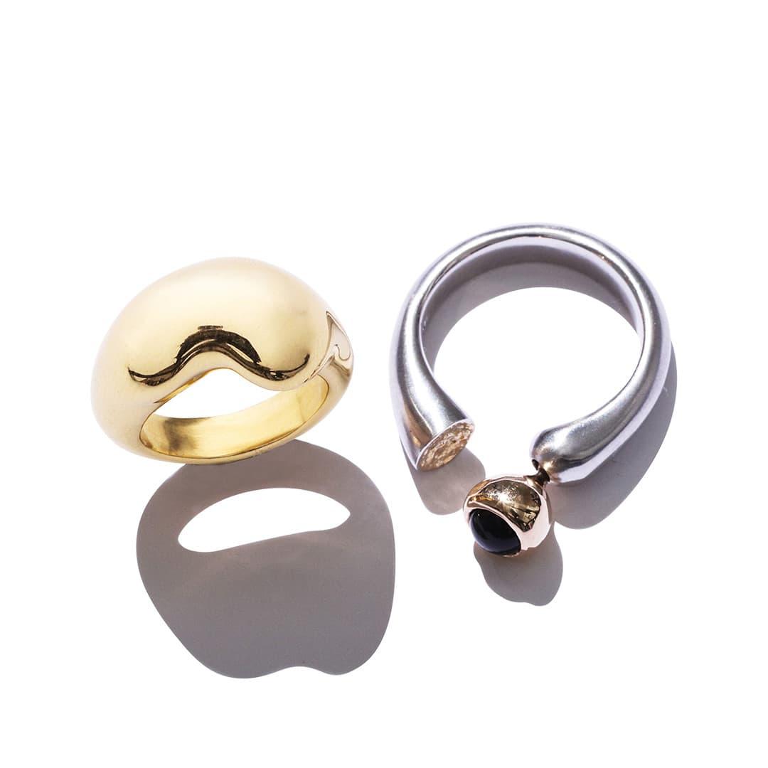 アン バイ トモヨ ヨシダのリング