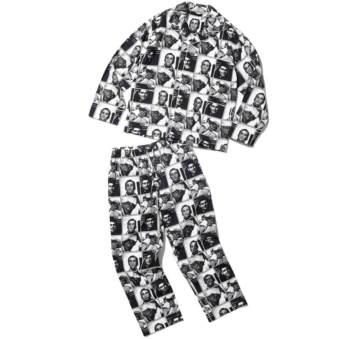 ボットのパジャマセット